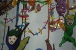 Engelaufhänger,verschiedene Farben